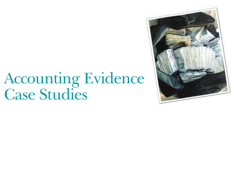 Forensic Accounting Case Studies